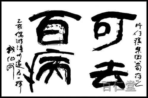 片仔廣-片仔廣(へんしこう) 百仁堂
